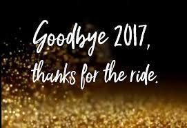 goodbye 2017